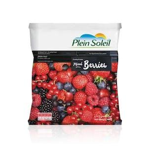 Plein Soleil Mixed Berries 400 g