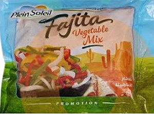Plein Soleil Fajita Vegetable Mix 400g