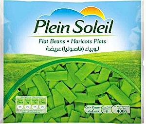 Plein Soleil Flat Beans 400 g