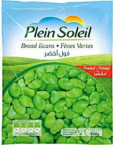 Plein Soleil Peeled Broad Beans 400 g