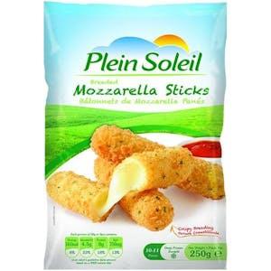 Plein Soleil Breaded Mozzarella Sticks 250 g
