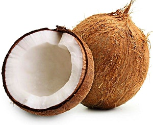 Coconut Peeled 1's