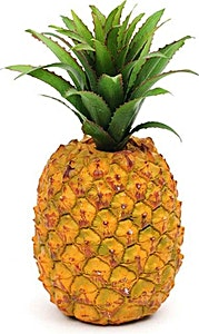 Pineapple Imported from Africa 1 pc