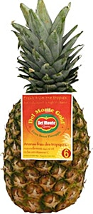 Pineapple Del Monte 1 pc