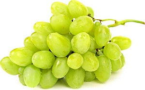 Grapes White Seedless 0.5 kg