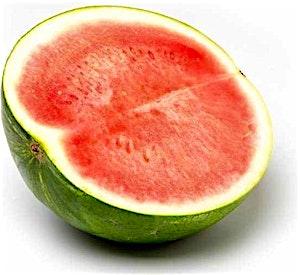 Jordan Watermelon Half ~4.5 Kg