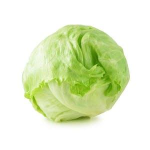 Lettuce Iceberg 1pc