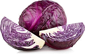 Cabbage Red 1 pc