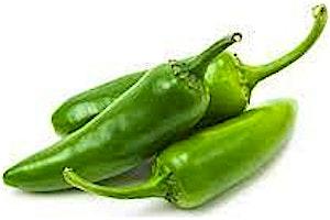 Green Pepper 0.5 kg
