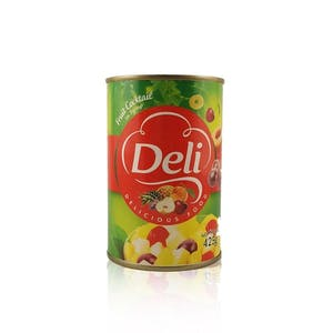 Deli Fruit Cocktail in Syrup 425 g