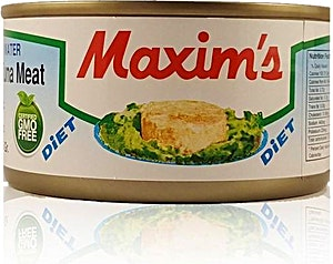 Maxim's White Tongol Tuna Meat Diet 185 g