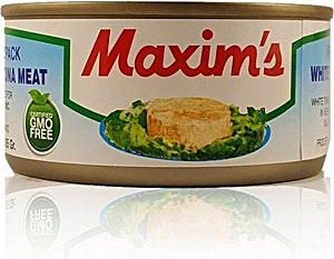 Maxim's White Tongol Tuna Meat in Vegetable Oil 185 g