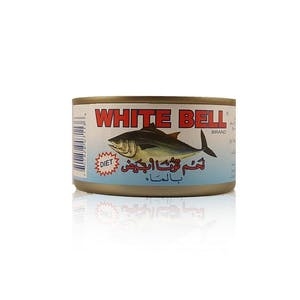 White Bell White Meat Tuna in Water 185 g