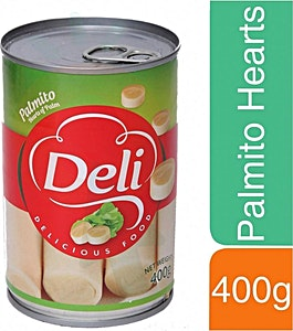 Deli Hearts of Palmito 400 g
