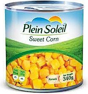 Plein Soleil Sweet Corn 340 g