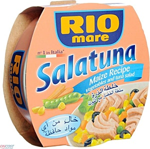 Rio Mare Salatuna Maize Recipe 160 g