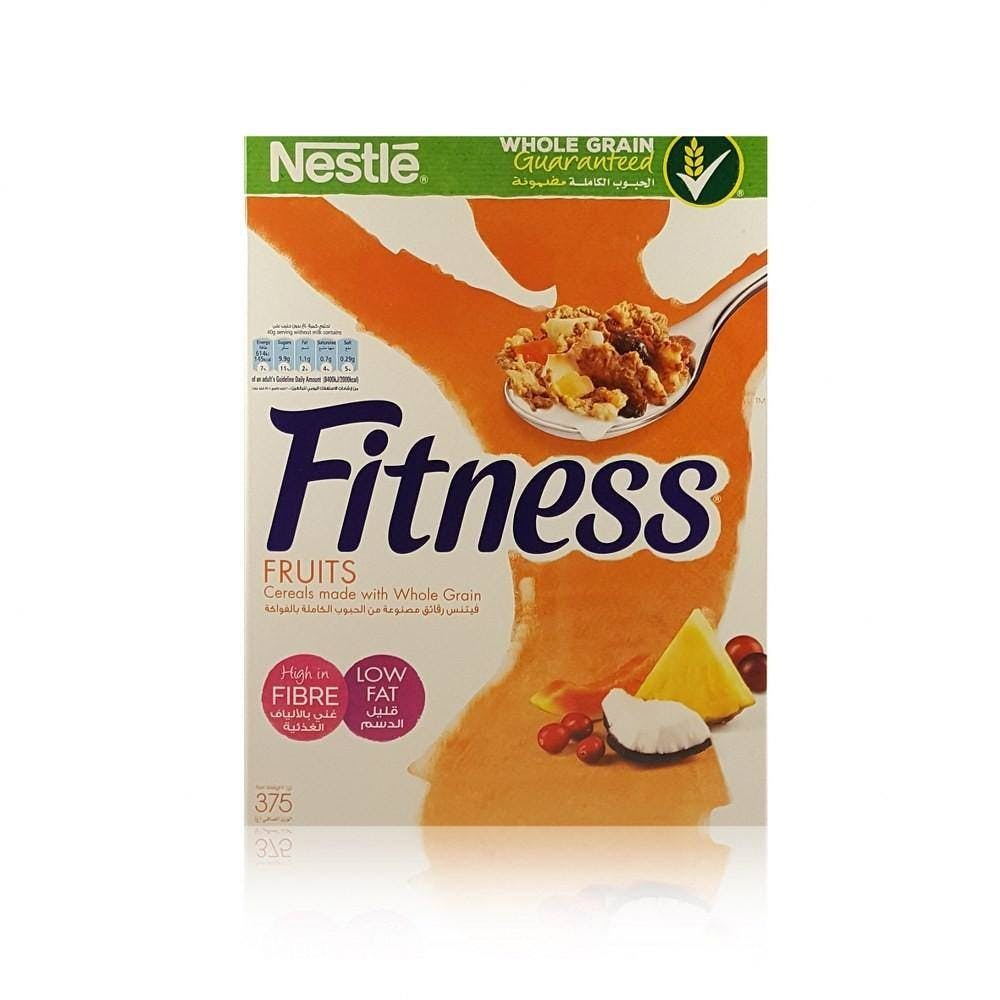 Nestle Fitness Fruits Cornflakes 375 g