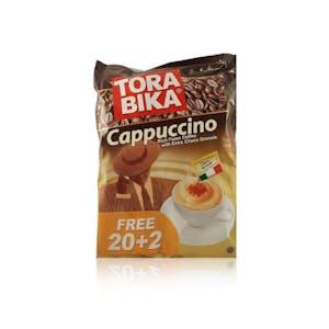 Tora Bika Cappuccino 20's x 25 g