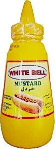 White Bell Mustard 255 g