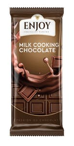 Enjoy Milk Cooking Chocolate 250 g