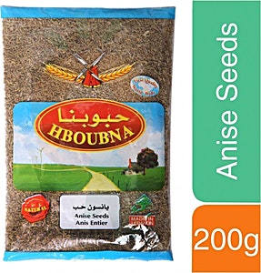 Hboubna Anise Seeds 200 g