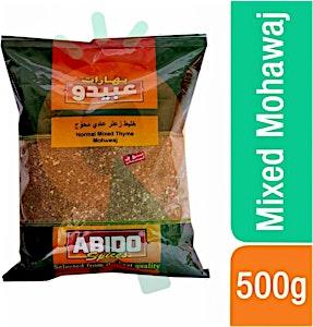 Abido Zaatar Mixed Mohawaj 500 g