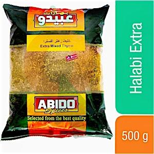 Abido Zaatar Extra Mixed 500 g