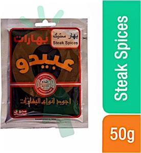 Abido Steak Spices 50 g