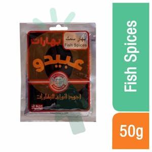 Abido Fish Spices 50 g