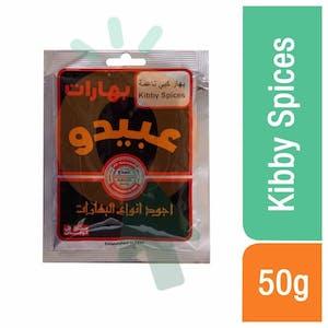 Abido Kibby Spices 40 g