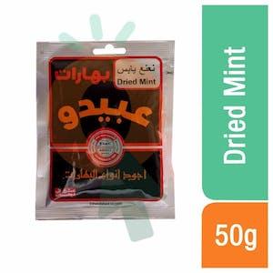 Abido Dried Mint 20 g