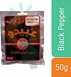 Abido Black Pepper 50 g