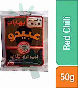 Abido Red Chili 50 g