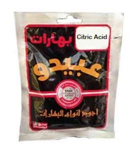 Abido Citric Acid 50 g