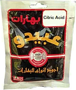 Abido Citric Acid 50 g