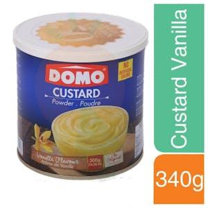 Domo Custard Vanilla 300 g