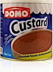 Domo Custard Chocolate 340 g