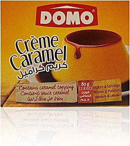 Domo Creme Caramel 80 g