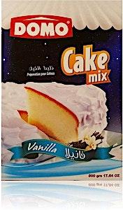 Domo Cake Mix Vanilla 500 g