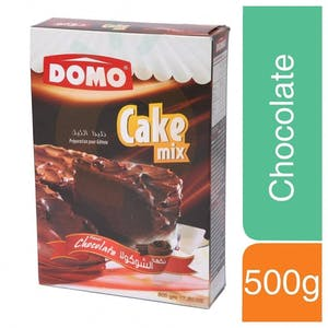 Domo Cake Mix Chocolate 500 g