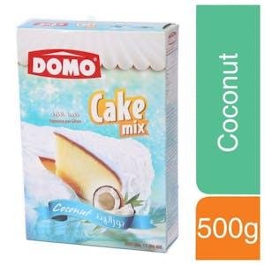 Domo Cake Mix Coconut 500 g