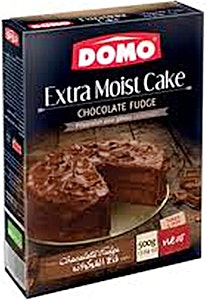 Domo Moist Chocolate Fudge 500 g