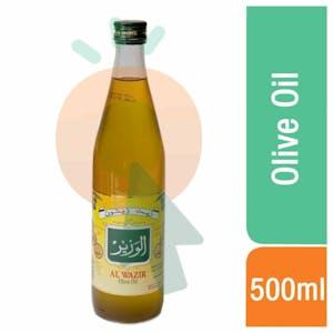 Al Wazir Olive Oil 500 ml