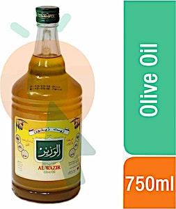 Al Wazir Olive Oil 750 ml