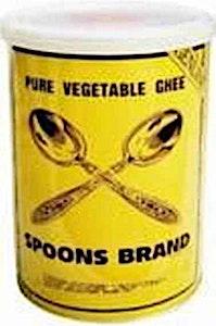 Spoons Brand Pure Vegetable Ghee 908 g
