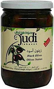 Judi Black Olives 600 g