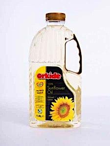 Orkide Sunflower Oil 1.8 L