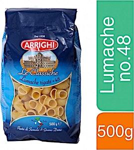 Arrighi Lumache Rigate no.48 500 g
