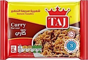 Taj Curry Instant Noodles 75 g