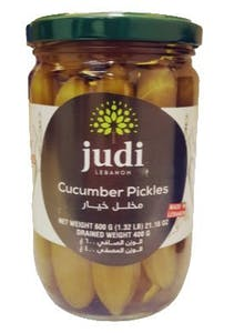 Judi Cucumber Pickles 600 g